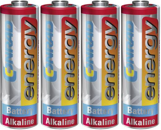 Mignon (AA)-Batterie Alkali-Mangan Conrad energy Extreme Power LR06 1.5 V 4 St.