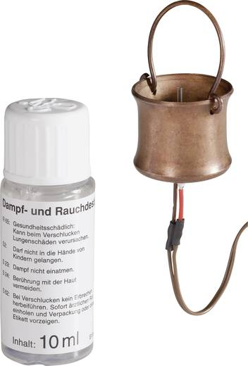 Kahlert Licht 20677 3.5 V mit Rauchgenerator