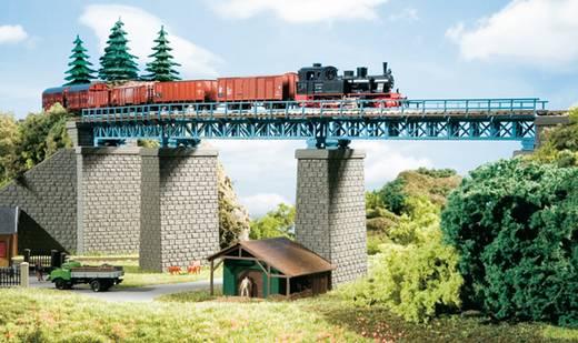 TT Stahlbrücke 1gleisig Universell (L x B x H) 450 x 65 x 128 mm Auhagen 13325