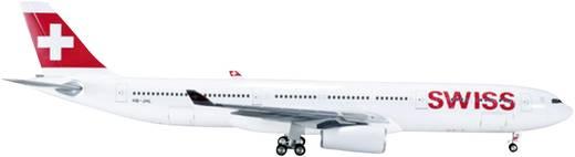 Luftfahrzeug 1:200 Herpa Swiss Air Lines Airbus A330-300 555449