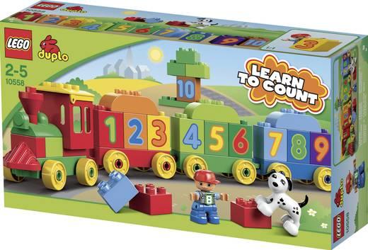 LEGO® DUPLO® 10558 Zahlenzug