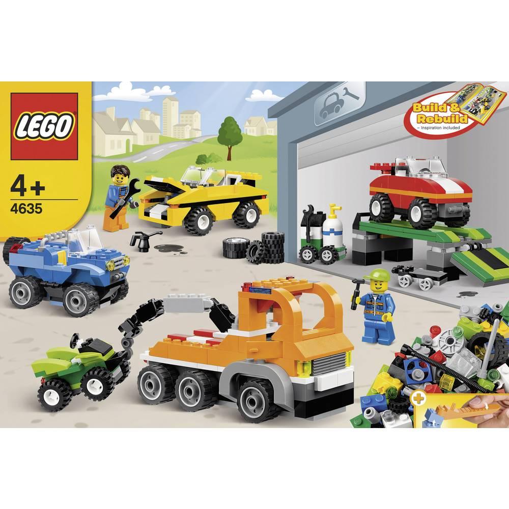 Lego 4635 bausteine fahrzeuge im conrad online shop 658502 for Lago shop online