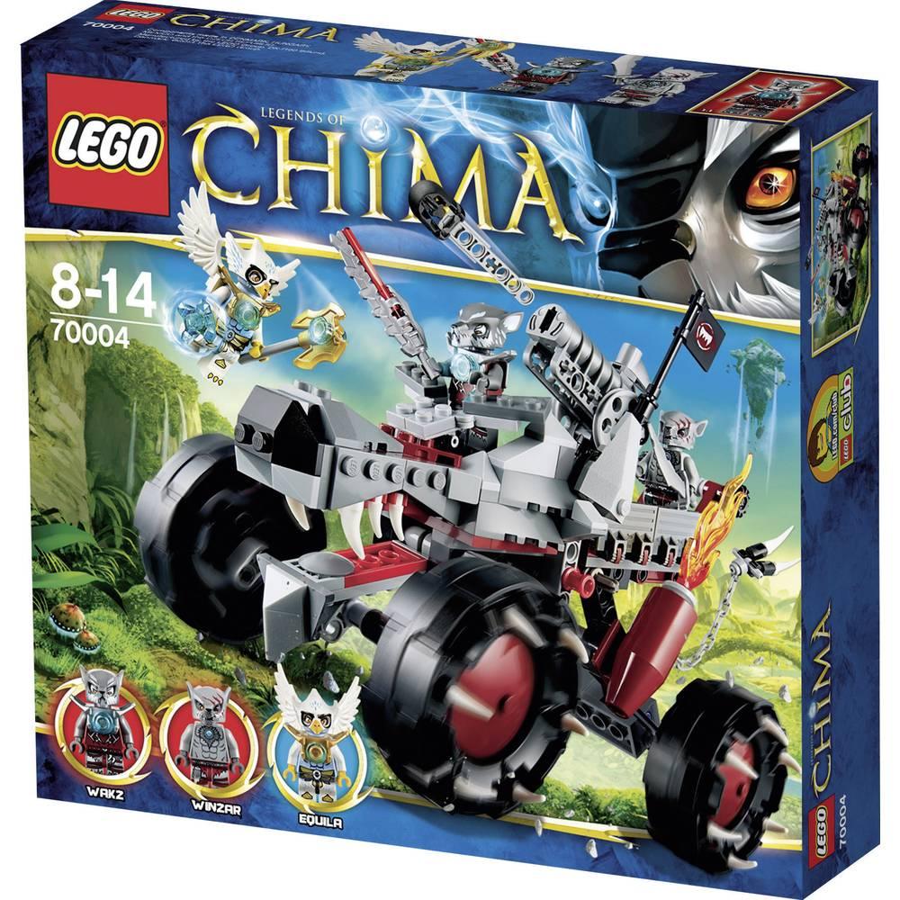 Lego chima loup colorier les enfants - Lego chima a colorier ...