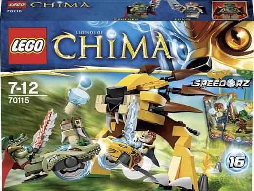 Lego Chima Speedorz Game