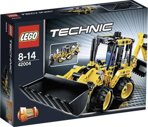 lego technic 42004 mini baggerlader kaufen. Black Bedroom Furniture Sets. Home Design Ideas