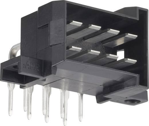 TE Connectivity 828801-1 Stiftgehäuse-Platine J-P-T Polzahl Gesamt 4 Rastermaß: 5.60 mm 1 St.