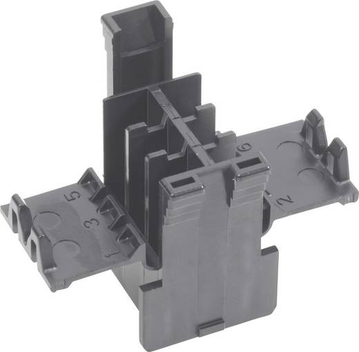 Buchsengehäuse-Kabel J-P-T Polzahl Gesamt 22 TE Connectivity 929504-7 Rastermaß: 5 mm 1 St.