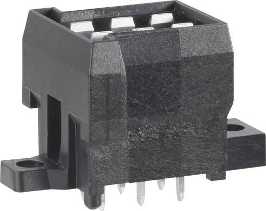 TE Connectivity Stiftgehäuse-Platine J-P-T Polzahl Gesamt 10 Rastermaß: 5.60 mm 963357-4 1 St.