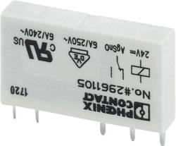 Relé do DPS Phoenix Contact 2961150, 12 V/DC, 6 A, 1 prepínací, 1 ks