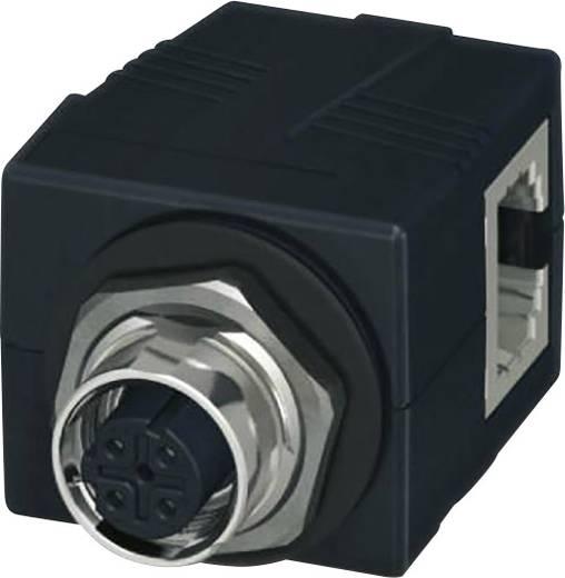 VS-BH-M12FSD-RJ45/90 - Schaltschrankdurchführung CUC-BH-M12D1PBK-A/R4BE Phoenix Contact Inhalt: 1 St.