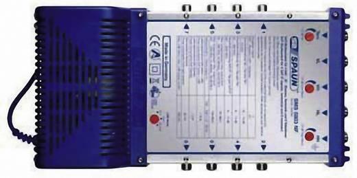 SAT Multischalter Spaun Premium SMS 5803 NF Eingänge (Multischalter): 5 (4 SAT/1 terrestrisch) Teilnehmer-Anzahl: 8 StandBy-Funktion