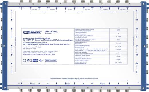 Spaun SMK 13169 FA