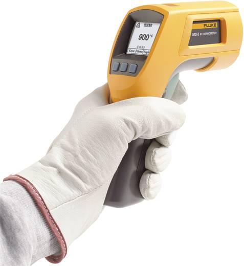 Infrarot-Thermometer Fluke 572-2 Optik 60:1 -30 bis +900 °C Kontaktmessung Kalibriert nach: Werksstandard (ohne Zertifik