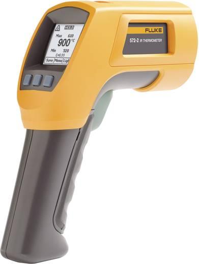 Fluke 572-2 Infrarot-Thermometer Optik 60:1 -30 bis +900 °C Kontaktmessung Kalibriert nach: ISO