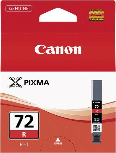 Canon Tinte PGI-72R Original Rot 6410B001