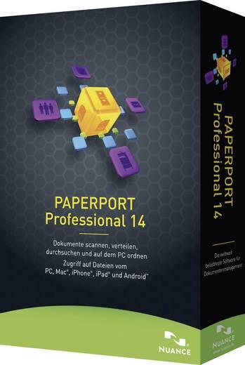 PaperPort Professional 14, Full Box, Win, CD, DE