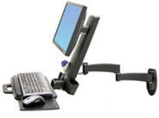 "Monitor-Wandhalterung 25,4 cm (10"") - 61,0 cm (24"") Neigbar+Schwenkbar, Rotierbar Ergotron Combo Arm Serie 200"