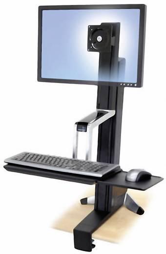 """Monitor-Tischhalterung 25,4 cm (10"""") - 76,2 cm (30"""") Neigbar, Rotierbar Ergotron WorkFit-S Single HD"""