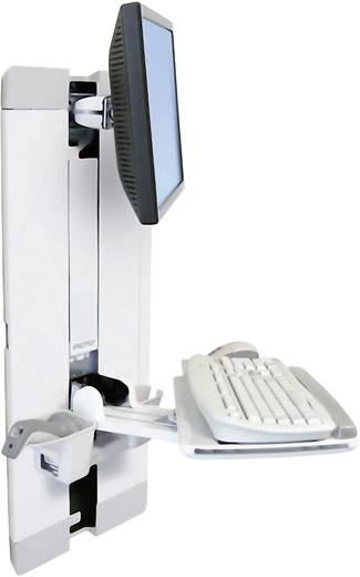 "Monitor-Wandhalterung 25,4 cm (10"") - 61,0 cm (24"") Neigbar+Schwenkbar Ergotron StyleView Vertical Lift"