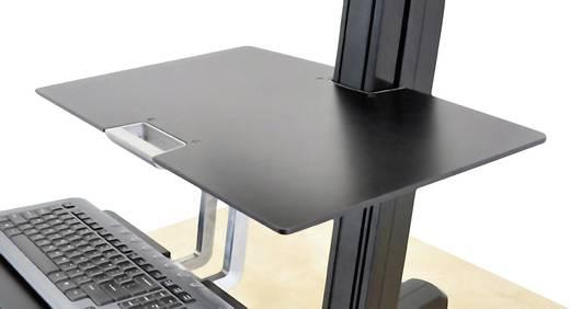Arbeitsfläche Passend für Serie: Ergotron WorkFit-S Monitorhalterung Ergotron Schwarz