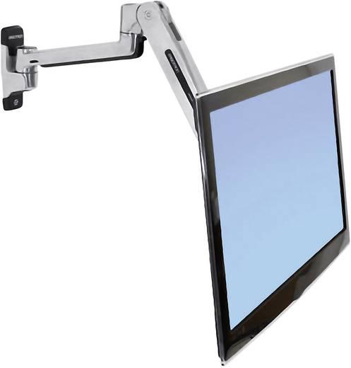 """Monitor-Wandhalterung 25,4 cm (10"""") - 106,7 cm (42"""") Neigbar+Schwenkbar, Rotierbar Ergotron LX Sit-Stand Wall Mount LCD"""