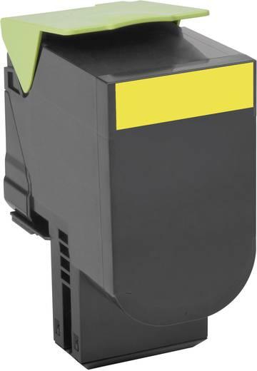 Lexmark Toner 70C2XY0 70C2XY0 Original Gelb 4000 Seiten