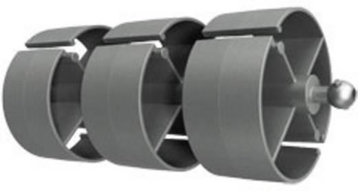 Kabelschlauch 65 mm (max) Silber Dataflex 1 St.