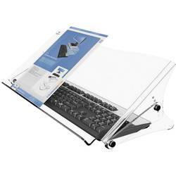 Image of Dataflex 49.400 Dokumentenhalter Acrylglas matt (B x H x T) 536 x 206 x 270 mm DIN A3 quer
