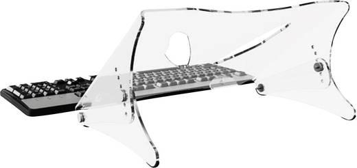 Notebook-Ständer Dataflex Addit Notebookerhöhung neigbar, höhenverstellbar