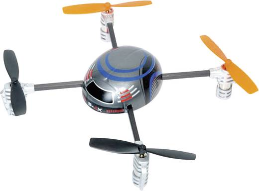 T2M Quadro-Helikopter Mini RC UFO Spacer RtF