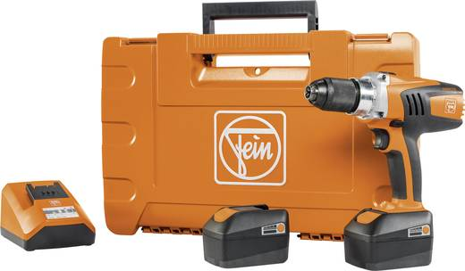 Fein ASCM 14 Akku-Bohrschrauber 14.4 V 5 Ah Li-Ion inkl. 2. Akku, inkl. Koffer