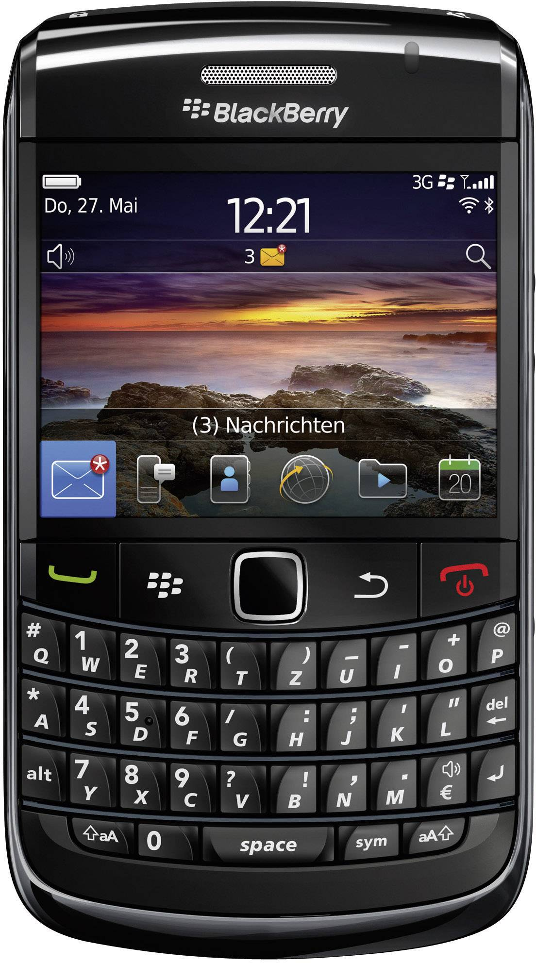 BlackBerry OS 6 Handys