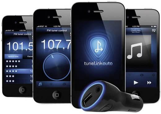 tunelink auto bluetooth fm transmitter. Black Bedroom Furniture Sets. Home Design Ideas