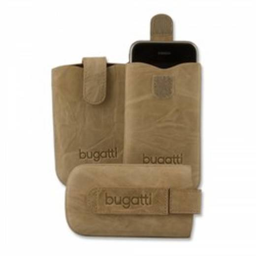 Bugatti Unique Size L Sleeve , Sand