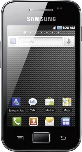 Samsung Galaxy Ace S5830 mit XTRA TRIPLE Tarif Smartphone 8.9 cm (3.5 Zoll) 0.8 GHz Single Core 150 MB 5 Mio. Pixel Andr