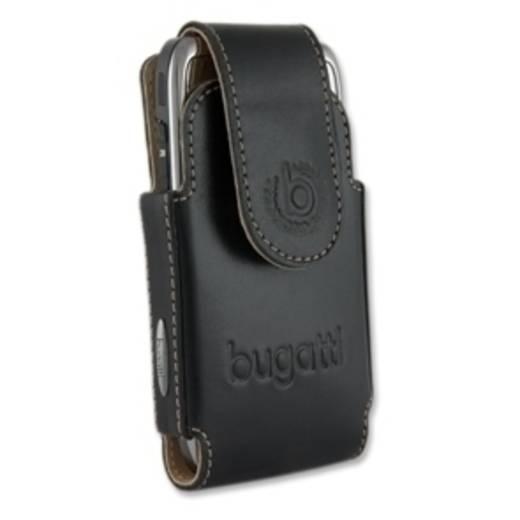 Bugatti Basic Backcover Schwarz