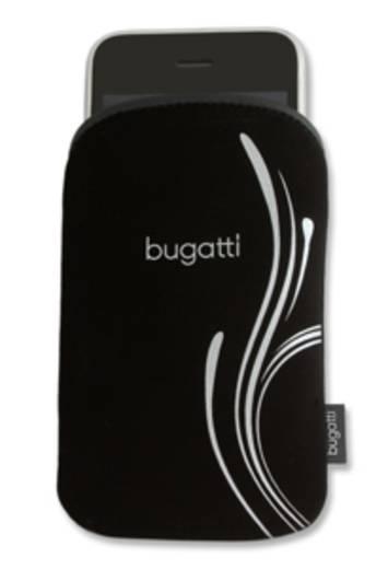 Bugatti SlimCase Backcover Schwarz