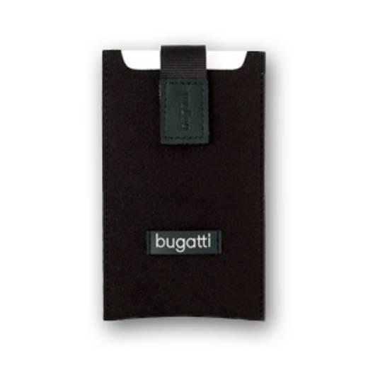Bugatti Housse FunCase noire taille S Backcover Schwarz