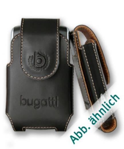Bugatti FashionCase Backcover Schwarz