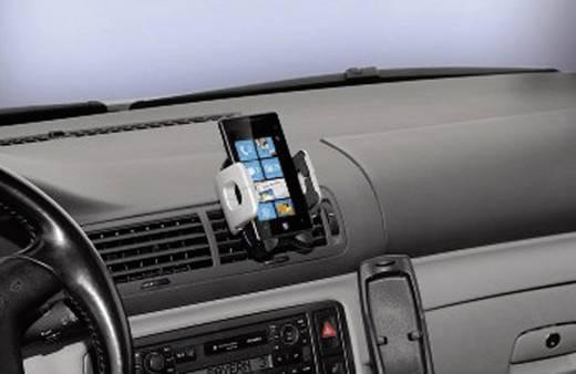 Saugnapf, Lüftungsgitter, Klebepad Handy-Kfz-Halterung Hama Universal Smartphone Halter 40 - 110 mm