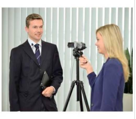 Ansteck Kamera-Mikrofon Hama Lavaliermikrofon LM-09 Übertragungsart:Kabelgebunden inkl. Kabel