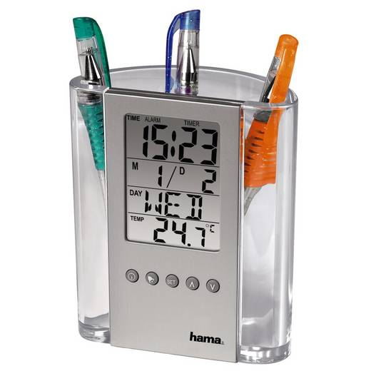 Thermometer Hama 00075299 Silber