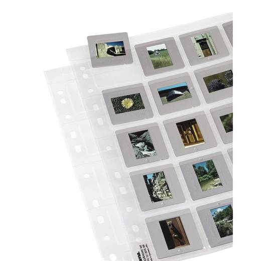 Diahüllen DIN A4 Transparent 5 x 5 cm Hama 00002004
