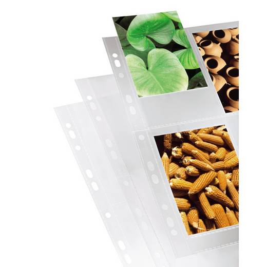 Fotohüllen Hochformat Transparent 10 x 15 cm Hama 00009777