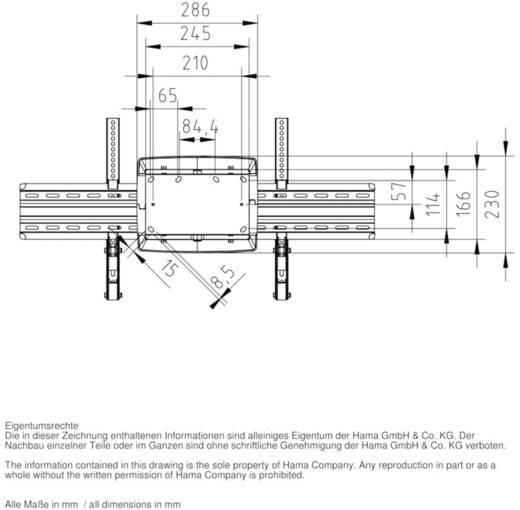 tv wandhalterung fullmotion 3 sterne xl wei kaufen. Black Bedroom Furniture Sets. Home Design Ideas
