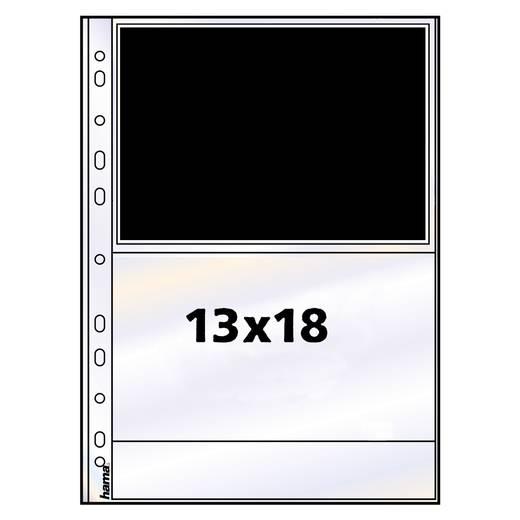 Fotohüllen Querformat Transparent 13 x 18 cm Hama 00009778