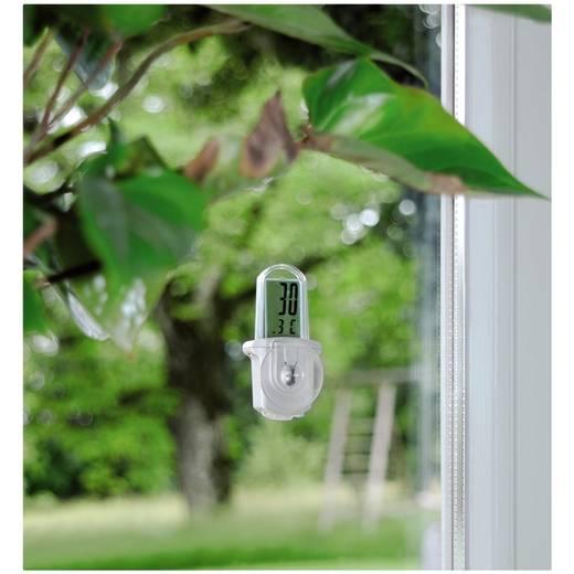 Thermo-/Hygrometer Hama Window Weiß