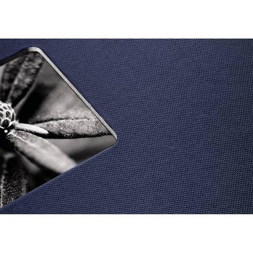 "Spiralalbum ""Fine Art"", Blau, 36x32/50"