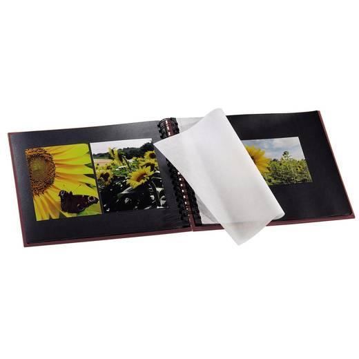"Spiralalbum ""Fine Art"", Bordeaux, 28x24/50"