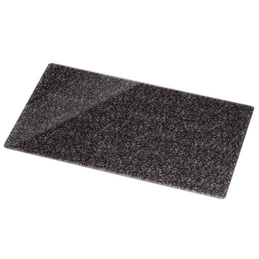 "Multi-Glasschneideplatte, 2er-Pack, Design ""Granit"", 52 cm x 30 cm"